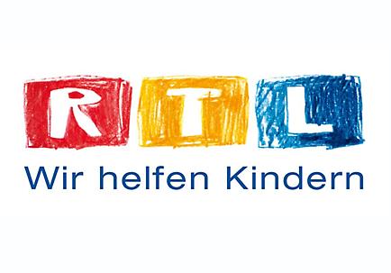 Logo der RTL-Stiftung