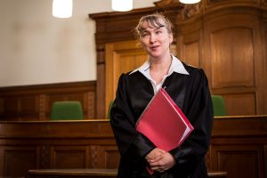 Pamela Pabst - Die Rechtsanwältin