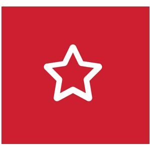 Stern Splash der Sozialhelden